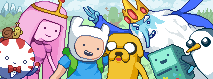 Finn and Jake and Friends by Sam Keddy