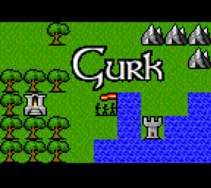 Gurk 8 Bit Rpg Screenshot Titlescreen