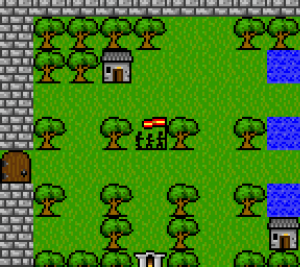 Gurk 8 Bit Rpg Screenshot Town Port Bristle