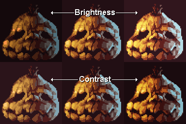 Photoshop Adjustments Brightness And Contrast