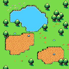 8-Bit RPG Mockup by Sam Keddy